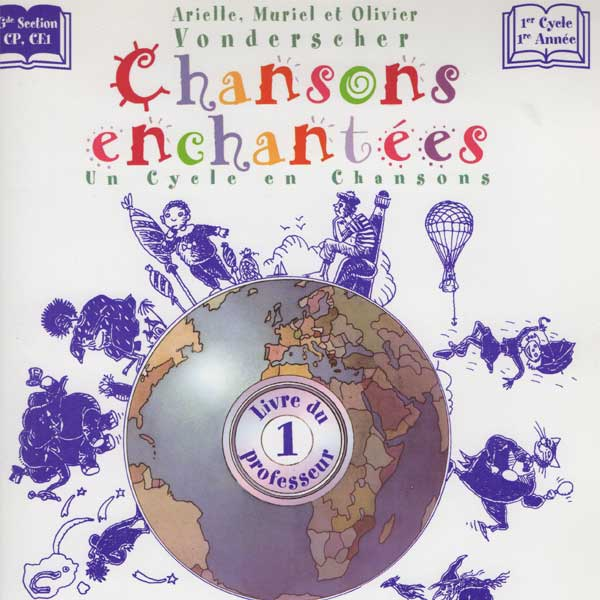 chansons enchantees volume 1
